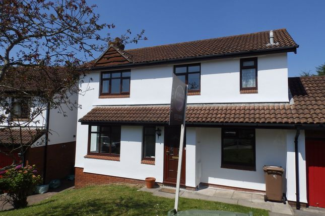 4 bed detached house to rent in Redwood Drive, Plympton, Plymouth