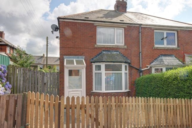 Thumbnail Semi-detached house to rent in Beverley Gardens, Consett