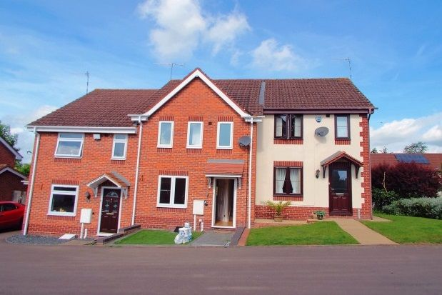 Thumbnail Terraced house to rent in Combroke Grove, Hatton Park, Warwick