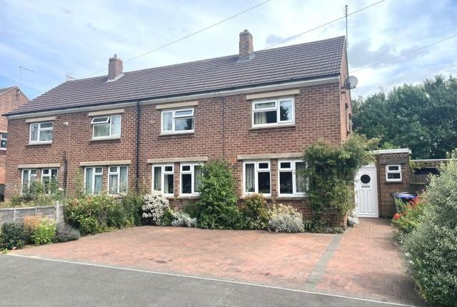 Thumbnail Semi-detached house for sale in Farmclose Road, Wootton, Northampton