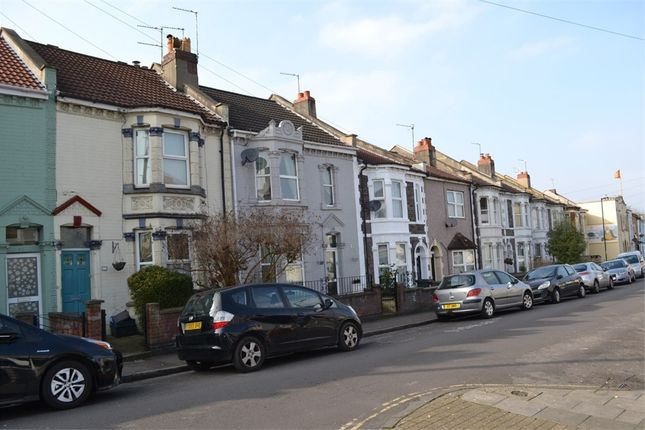 Thumbnail Terraced house for sale in Chelsea Road, Easton, Bristol