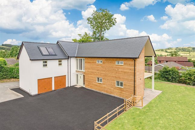 Thumbnail Detached house for sale in Begwyns View, Painscastle, Builth Wells