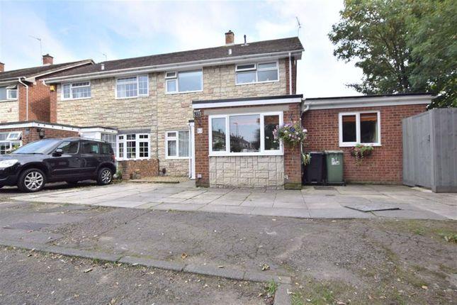 Thumbnail Semi-detached house for sale in Cheyney Close, Saintbridge, Gloucester