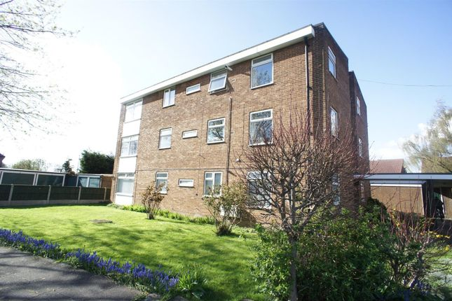 Thumbnail Flat to rent in Beaufort Gardens, Derby