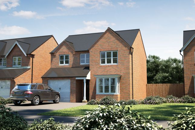 """Thumbnail Detached house for sale in """"The Hemsby"""" at Bretch Hill, Banbury"""