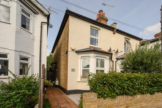 Thumbnail Semi-detached house for sale in Portland Road, Kingston Upon Thames
