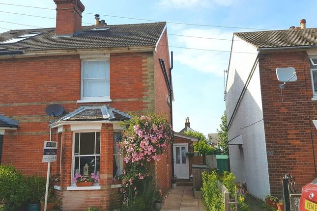 Thumbnail Semi-detached house for sale in Meadow Road, Southborough, Tunbridge Wells