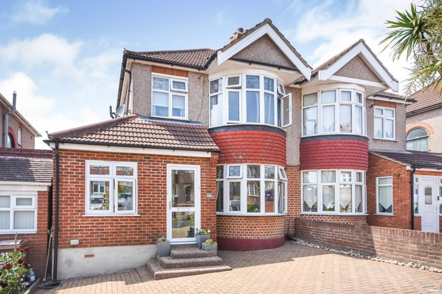 4 bed semi-detached house for sale in Blenheim Gardens, Aveley, South Ockendon RM15