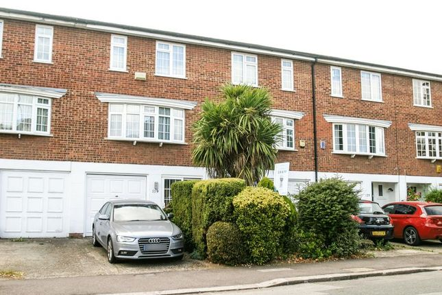 Thumbnail Town house for sale in Hoppers Road, London