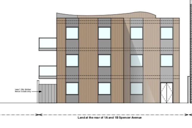 Thumbnail Commercial property for sale in Spencer Avenue, Bounds Green, London
