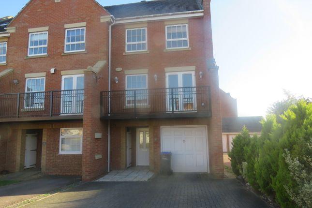 Thumbnail Property to rent in Villa Way, Wootton, Northampton