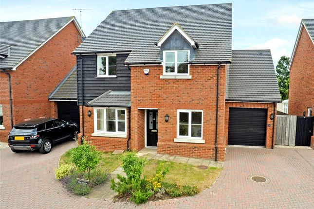 Thumbnail Detached house for sale in Fulwell Road, Finmere, Buckingham, Oxfordshire