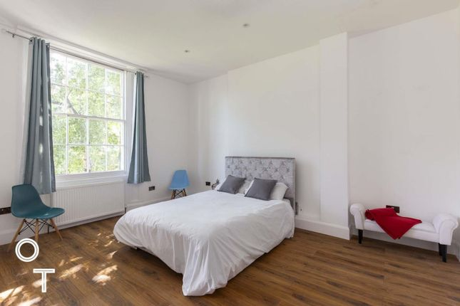 Master Bedroom of Gloucester Crescent, London NW1