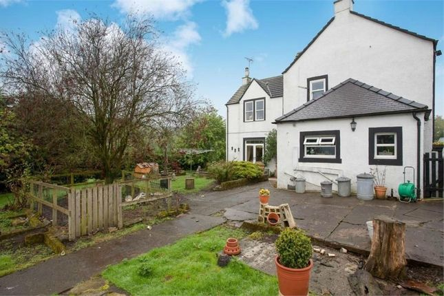 Thumbnail Detached house for sale in Auldgirth, Dumfries