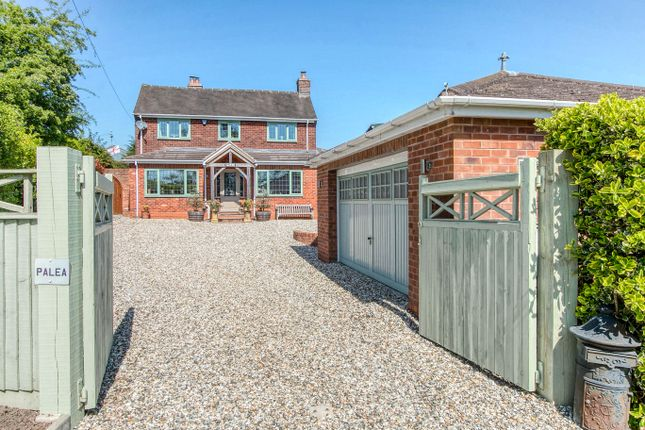 Thumbnail Detached house for sale in The Slough, Studley, Warwickshire