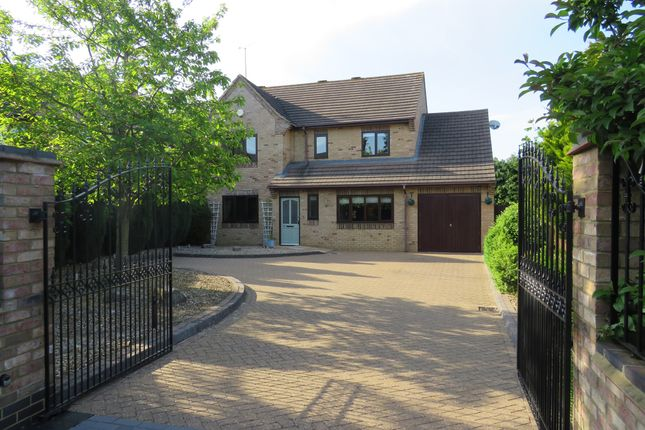 Thumbnail Detached house for sale in Heatherbreea Gardens, Rushden