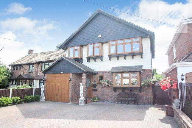 Thumbnail Detached house for sale in Long Road, Canvey Island