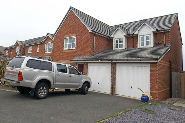 Thumbnail Detached house for sale in Pen Y Cae, Abergele, Conwy