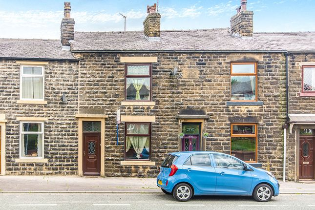 Thumbnail Terraced house for sale in Whitworth Road, Rochdale