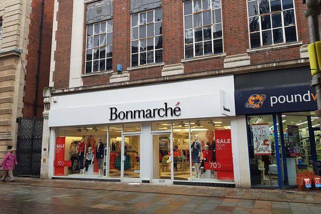 Thumbnail Retail premises to let in 57-60 Whitefriargate, Hull