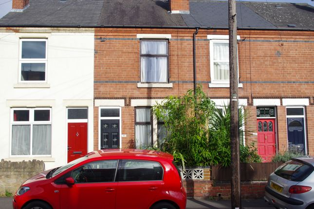 Thumbnail Terraced house to rent in Victoria Road, Sherwood, Nottingham