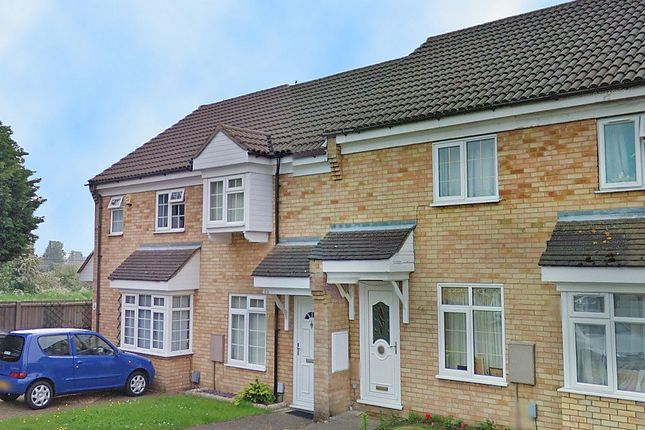 Thumbnail Terraced house to rent in Beatrice Street, Kempston, Bedford