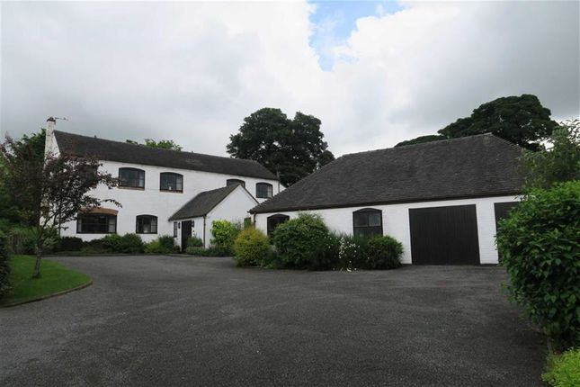 Thumbnail Detached house for sale in Blythe Bridge Road, Caverswall, Stoke-On-Trent