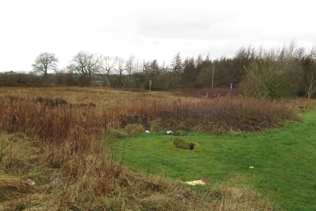 Land for sale in Springfield Road, Salsburgh ML7