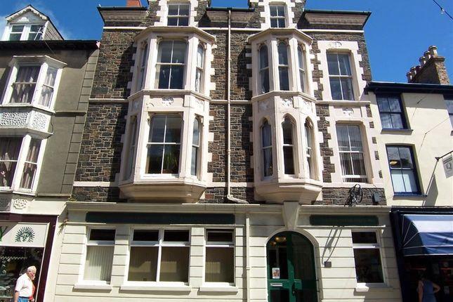 Thumbnail Flat to rent in Flat 3 6 Chalybeate Street, Aberystwyth