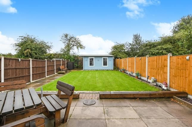 Garden of Osmaston Park Road, Allenton, Derby, Derbyshire DE24