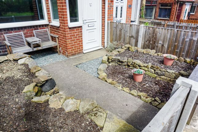 Front Garden of Weeland Road, Sharlston Common, Wakefield WF4