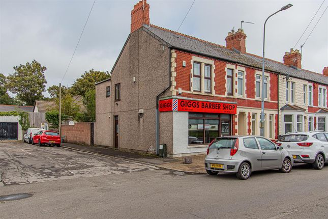 Thumbnail Commercial property for sale in Mill Road, Ely, Cardiff
