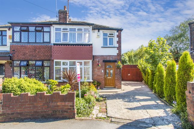 Thumbnail Semi-detached house for sale in Allenby View, Beeston, Leeds
