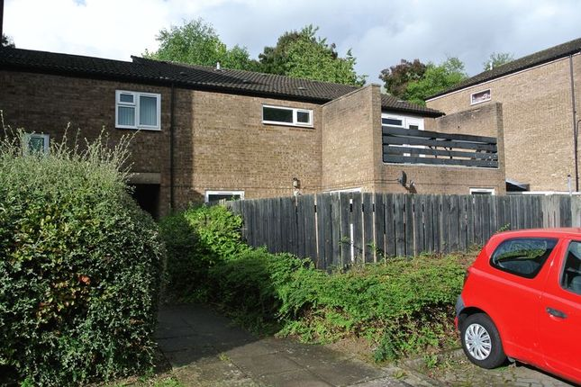 Thumbnail Flat for sale in Dunsheath, Hollinswood, Telford, Shropshire.
