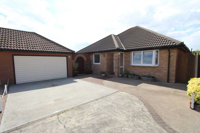 Thumbnail Detached bungalow for sale in Burches Mead, Benfleet