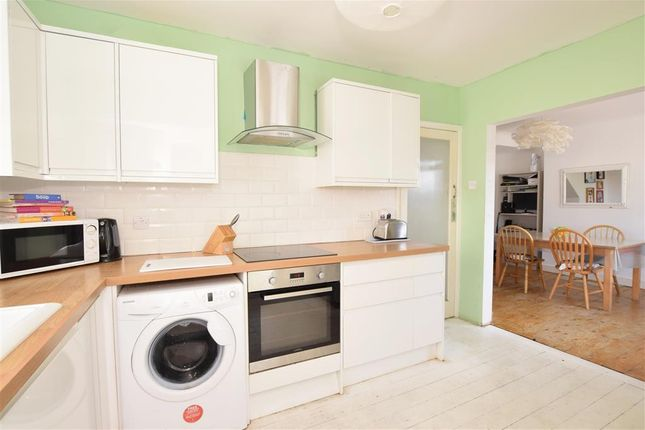 Thumbnail Semi-detached bungalow for sale in Fairfield Gardens, Portslade, Brighton, East Sussex