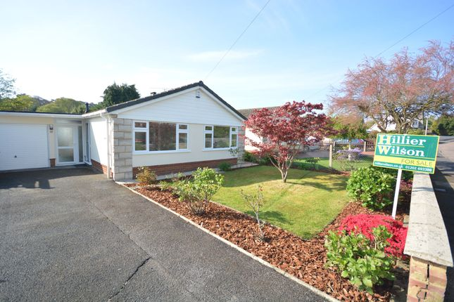 Thumbnail Bungalow for sale in Wynne Close, Broadstone
