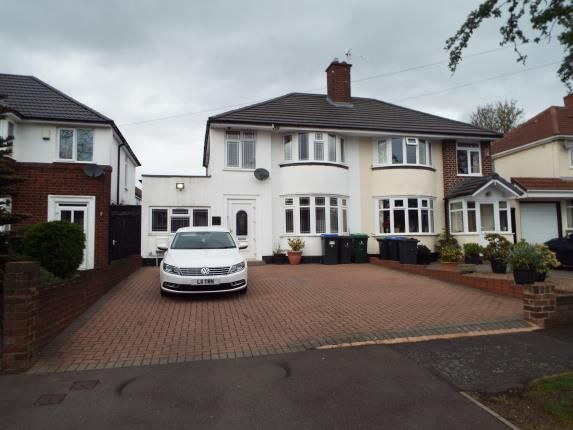 Thumbnail Semi-detached house for sale in Beechwood Road, Great Barr, Birmingham, West Midlands