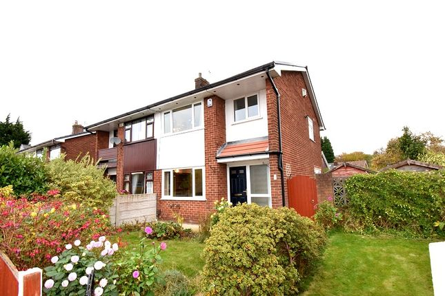 Thumbnail Semi-detached house for sale in Rodgers Close, Westhoguhton