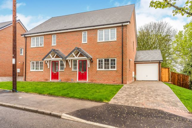 Thumbnail Semi-detached house for sale in Church Street, Pensnett, Brierley Hill