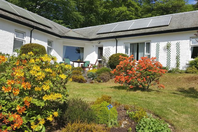 Thumbnail Bungalow for sale in Old Glen Road, Newtonmore