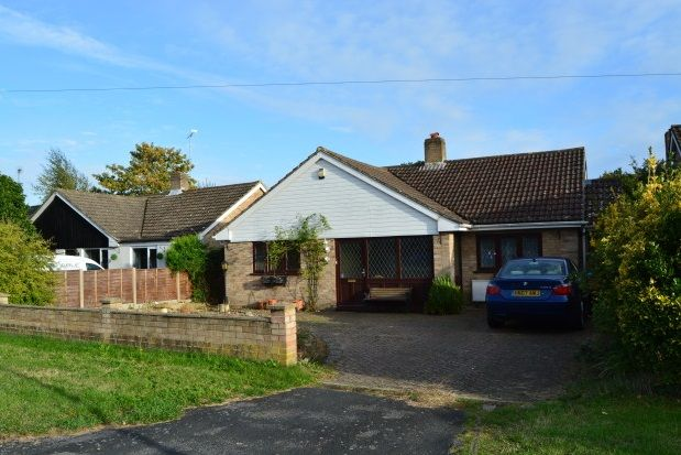 Thumbnail Bungalow to rent in Bell Lane, Blackwater, Camberley