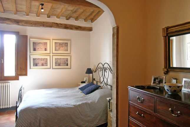 9. Bedroom 1 of Monteloro, Anghiari, Tuscany