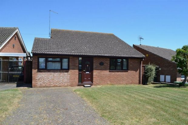 Thumbnail Detached bungalow for sale in Blisworth Road, Roade, Northampton