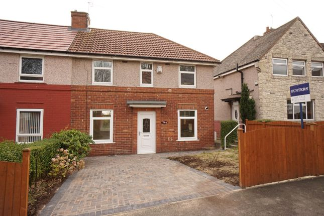 3 bed end terrace house for sale in Southey Hall Road, Southey Green, Sheffield