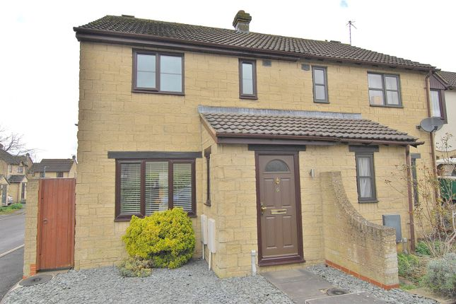 Thumbnail End terrace house for sale in Carters Way, Nailsworth, Gloucestershire