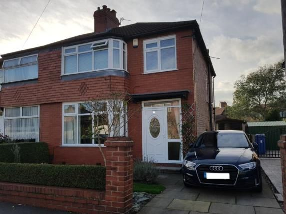 Thumbnail Semi-detached house for sale in Dale Grove, Timperley, Altrincham, Greater Manchester