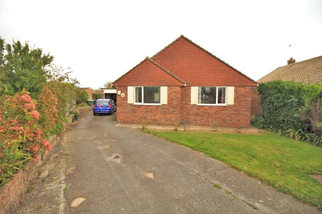 Thumbnail Detached bungalow for sale in Rookhurst Road, Bexhill-On-Sea