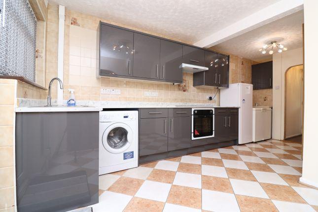 3 bed terraced house to rent in Muggeridge Road, Dagenham, Essex RM10