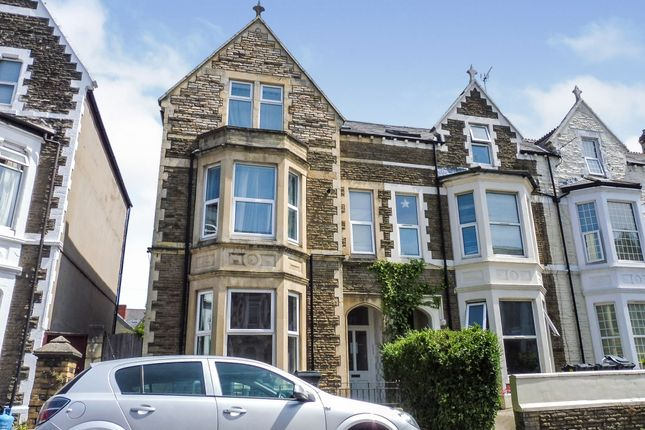 Thumbnail Flat for sale in Claude Road, Roath, Cardiff